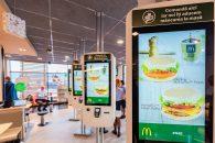 McDonald's va investi 2 milioane de euro până la finalul anului pentru modernizarea și digitalizarea restaurantelor din țară