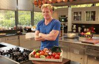"""""""Curs de gătit superior cu Gordon"""" - la TV Paprika"""